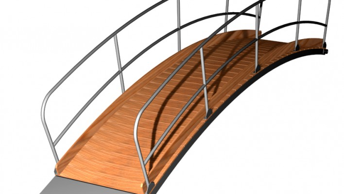 CURVED GANGWAYS