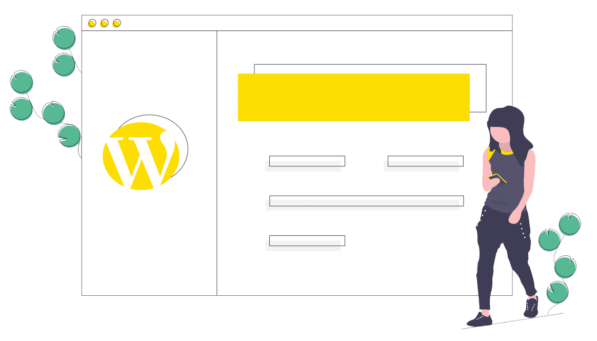 weggpress siti web wordpress