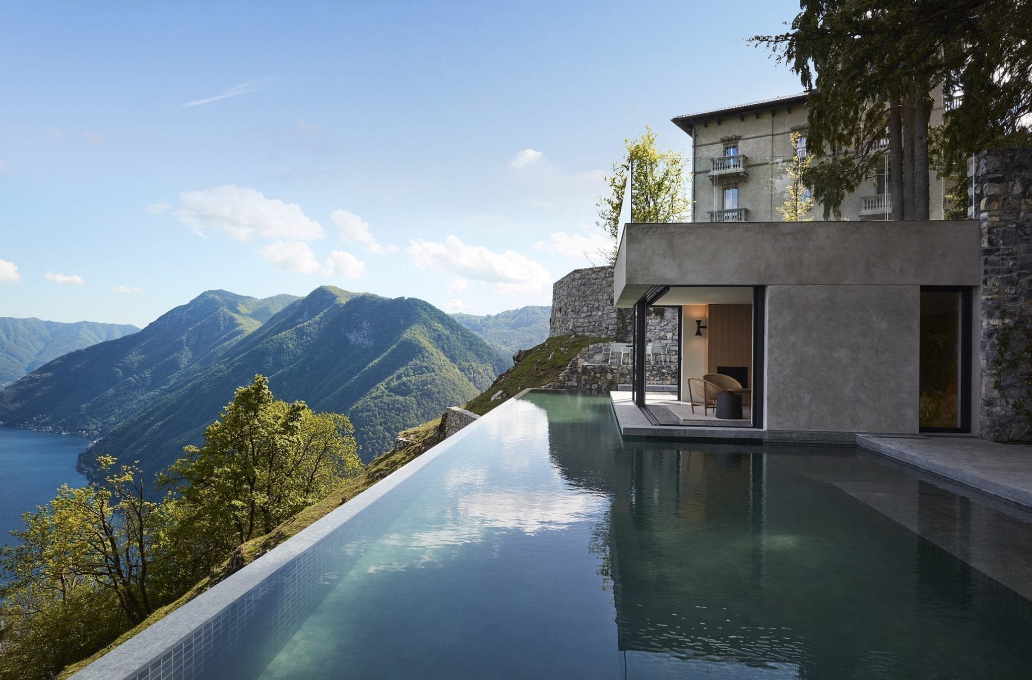 Nest Italy - Villa overlooking Lake Como