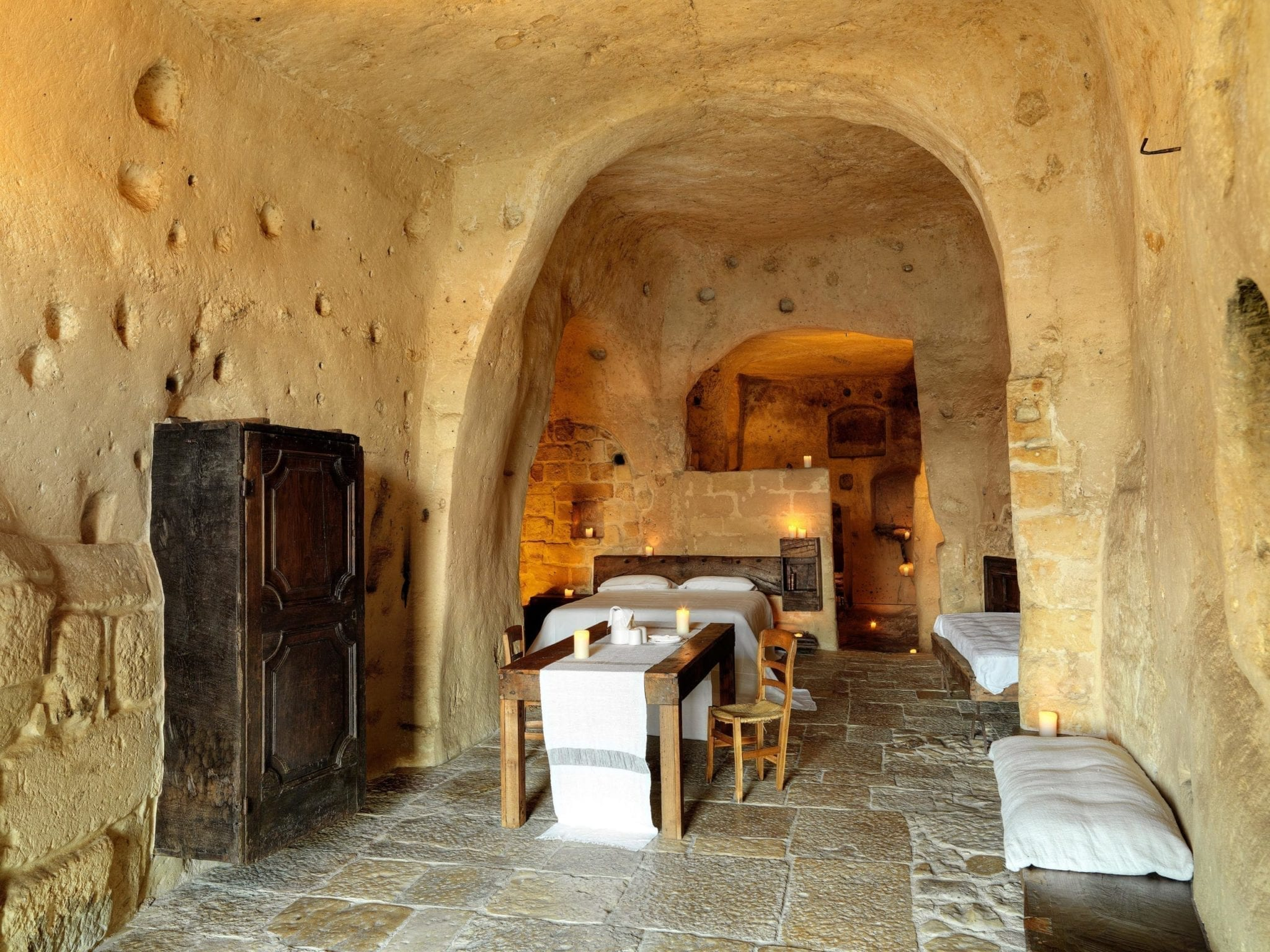 Nest Italy - Retreat a Matera