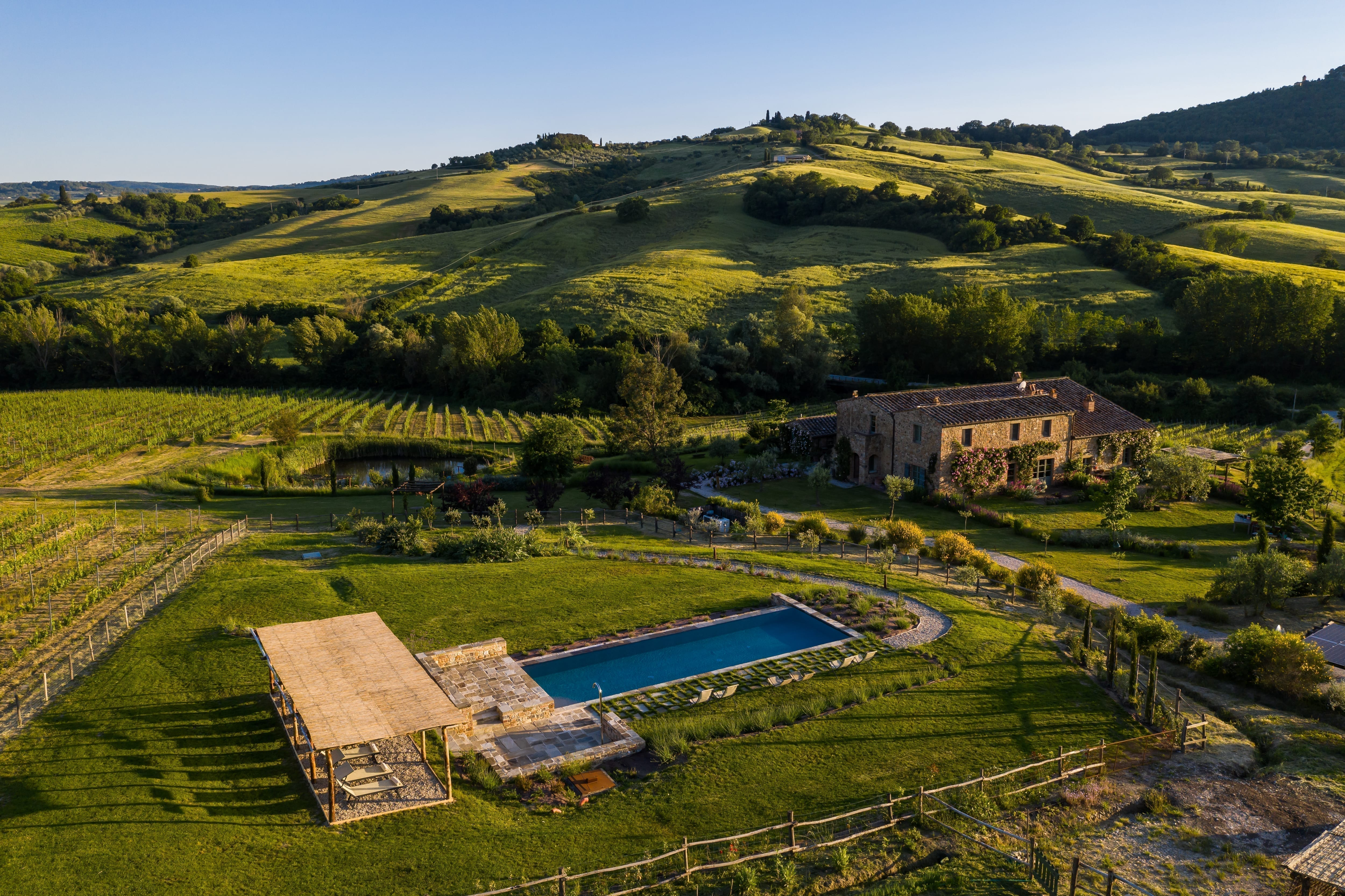 Nest Italy - Country House in Montepulciano