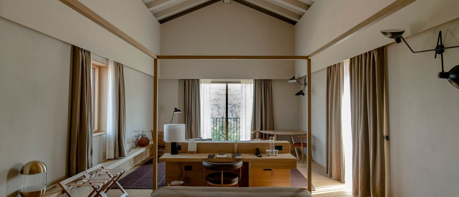 Sustainable hotel in the Langhe