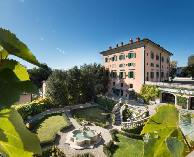 Relais & Chateau in Tuscany