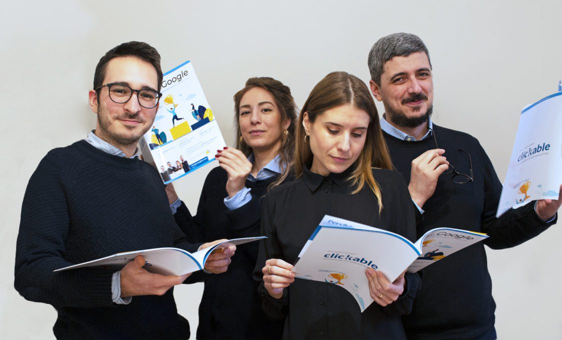 Team Clickable - Rivista Primi su Google